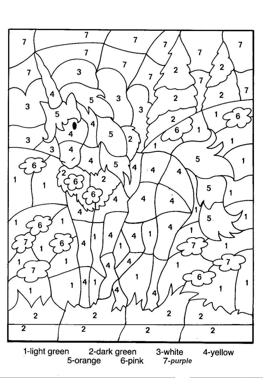 Christmas Coloring Pages For Grade 1 With Math Worksheets Free