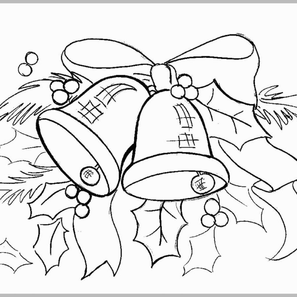 Christmas Coloring Pages For Grown Ups With Free