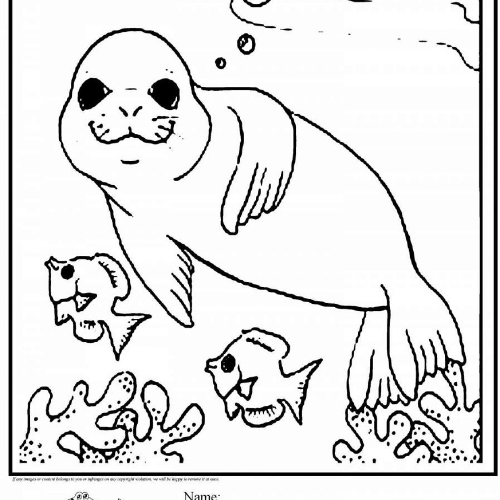 Christmas Coloring Pages For Kindergarten Students With Printable