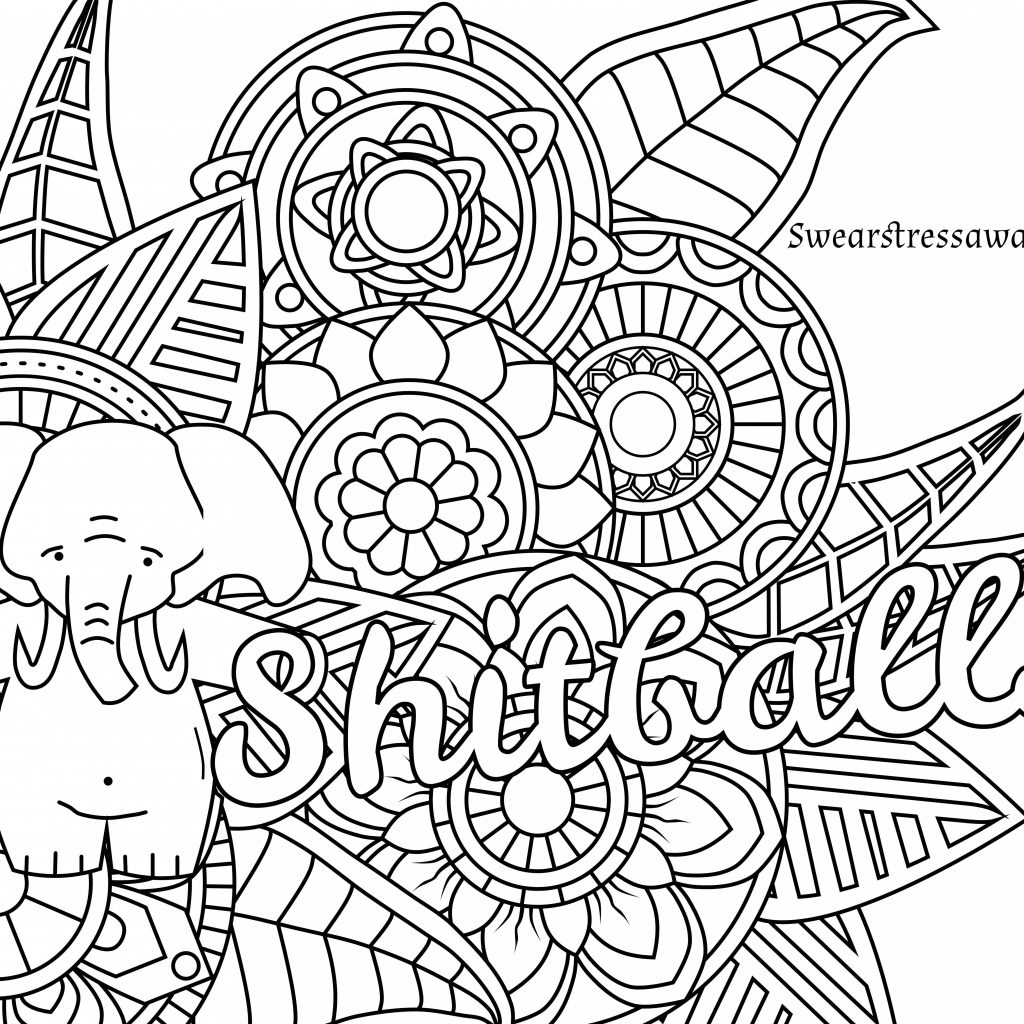 Christmas Coloring Pages For Middle School With Free Students Yishangbai Com