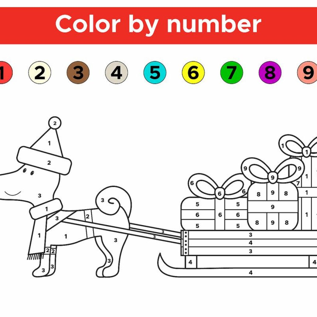 Christmas Coloring Pages For Mom With 16 Printable The