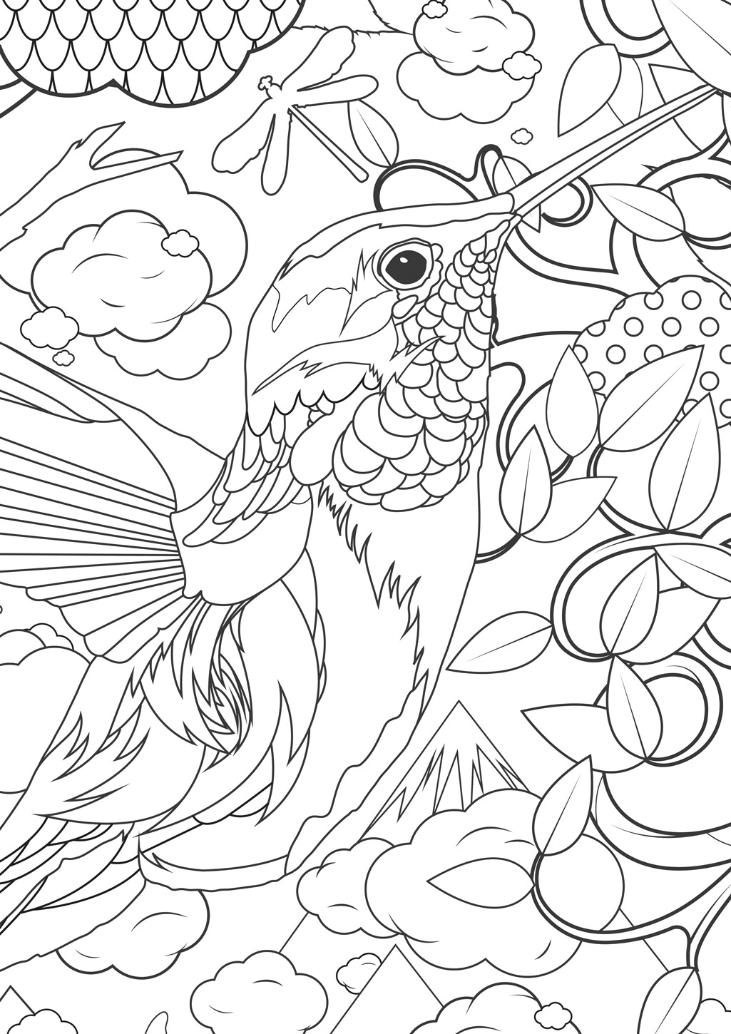 Christmas Coloring Pages For Older Students With Hard Drawing Kids At GetDrawings Com Free Personal Use