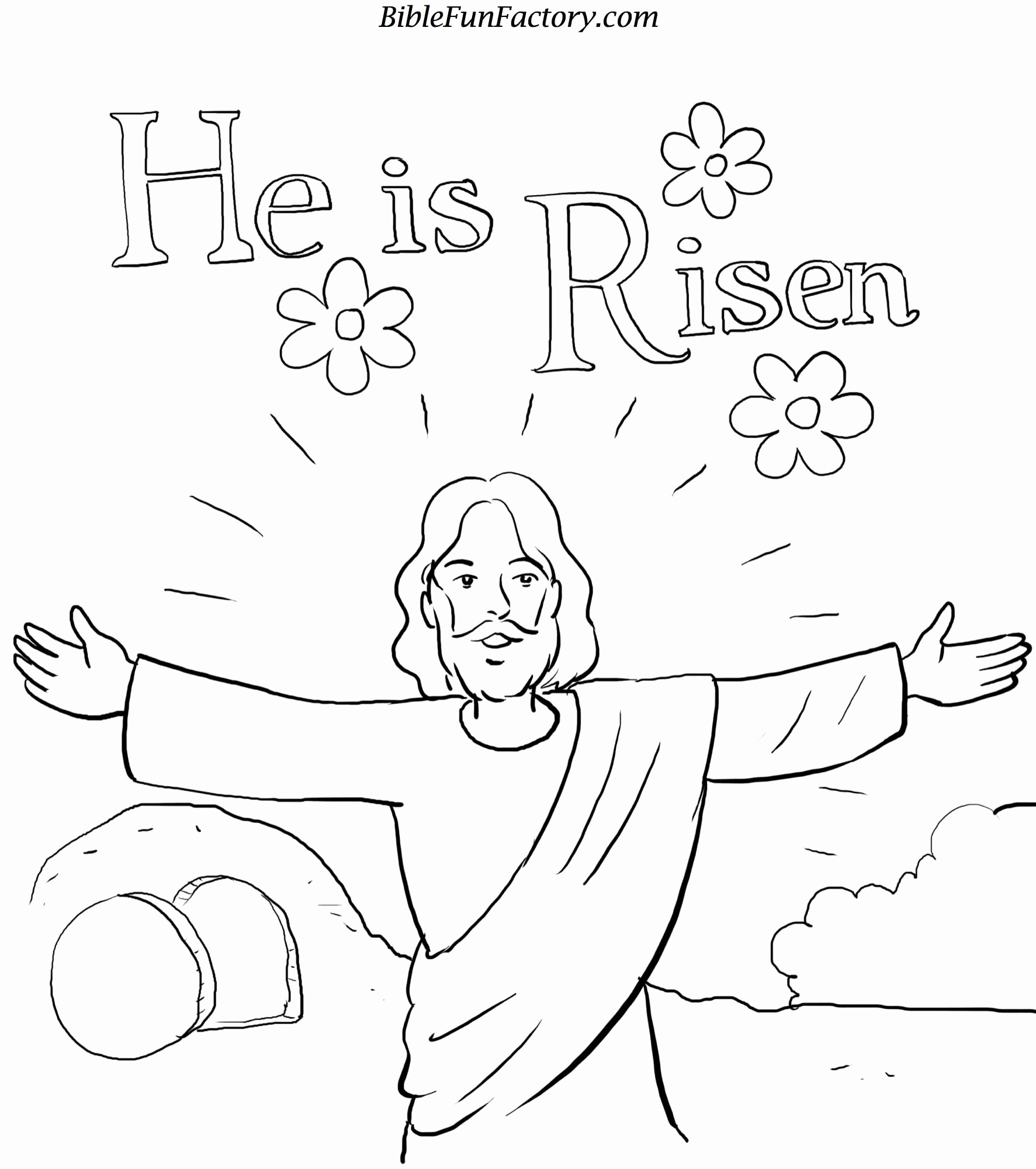 Christmas Coloring Pages For Sunday School With Printable