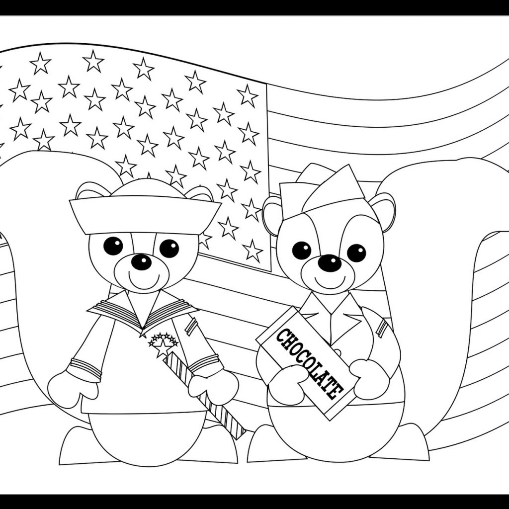 Christmas Coloring Pages For Veterans With Day Free Printable Valentines