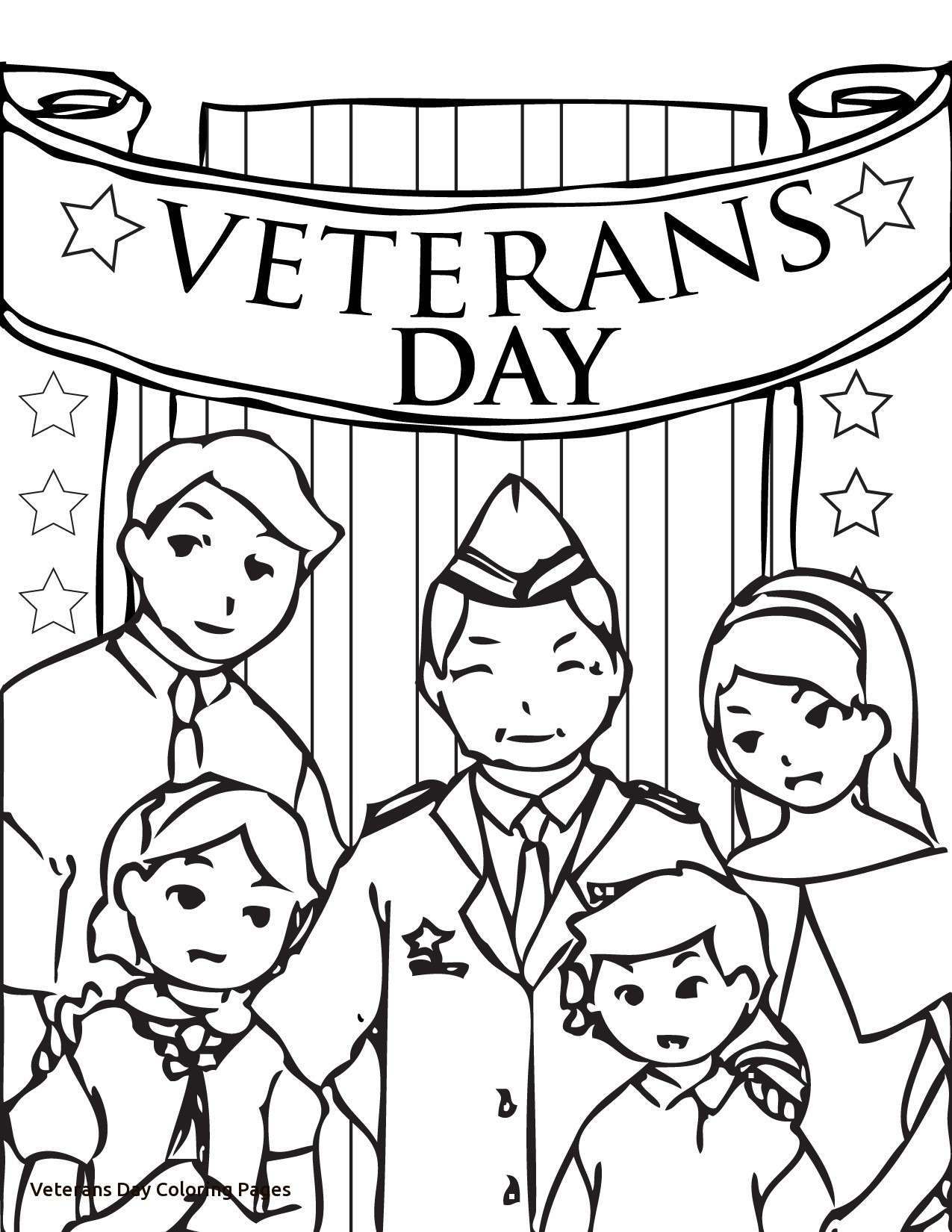 Christmas Coloring Pages For Veterans With Day Pdf
