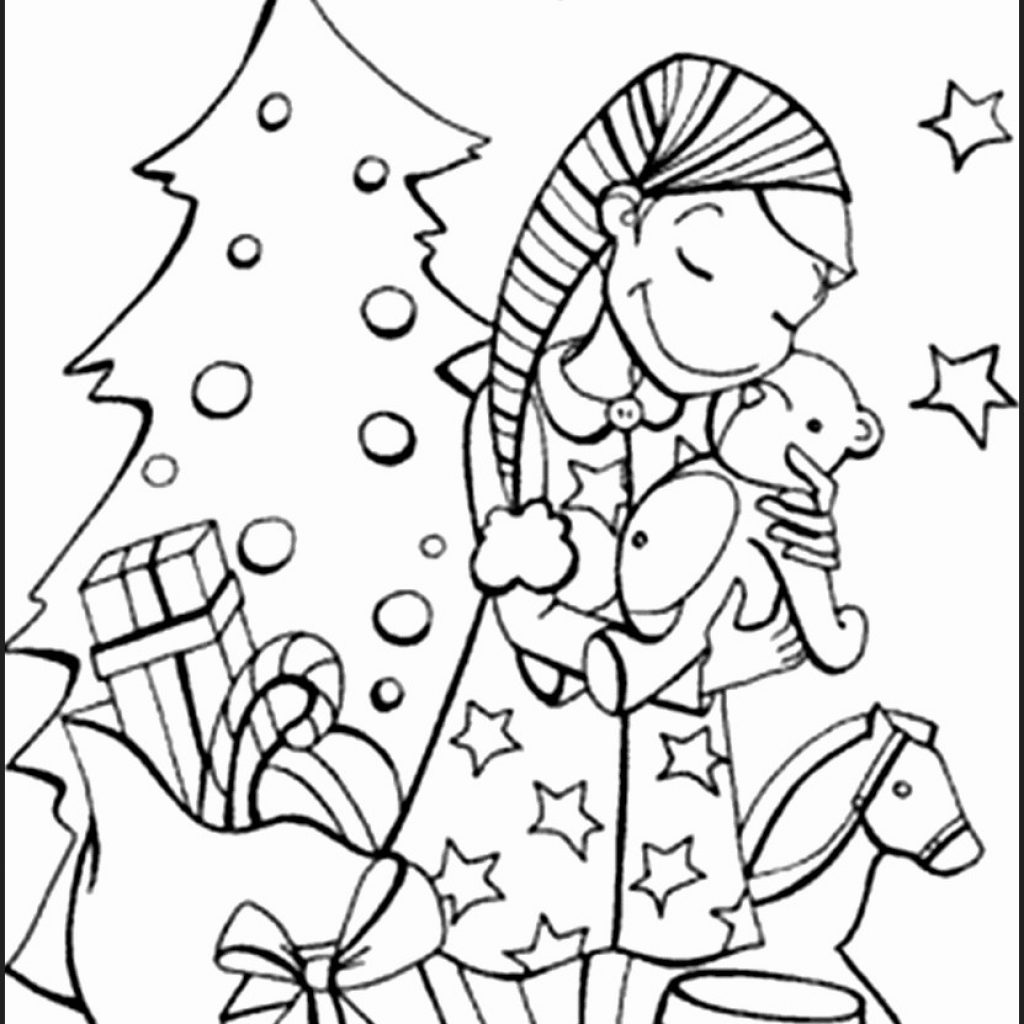 Christmas Coloring Pages Free Printable With Alic E Me