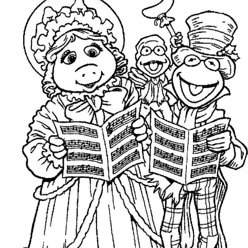 Christmas Coloring Pages Google Search With Movie Music
