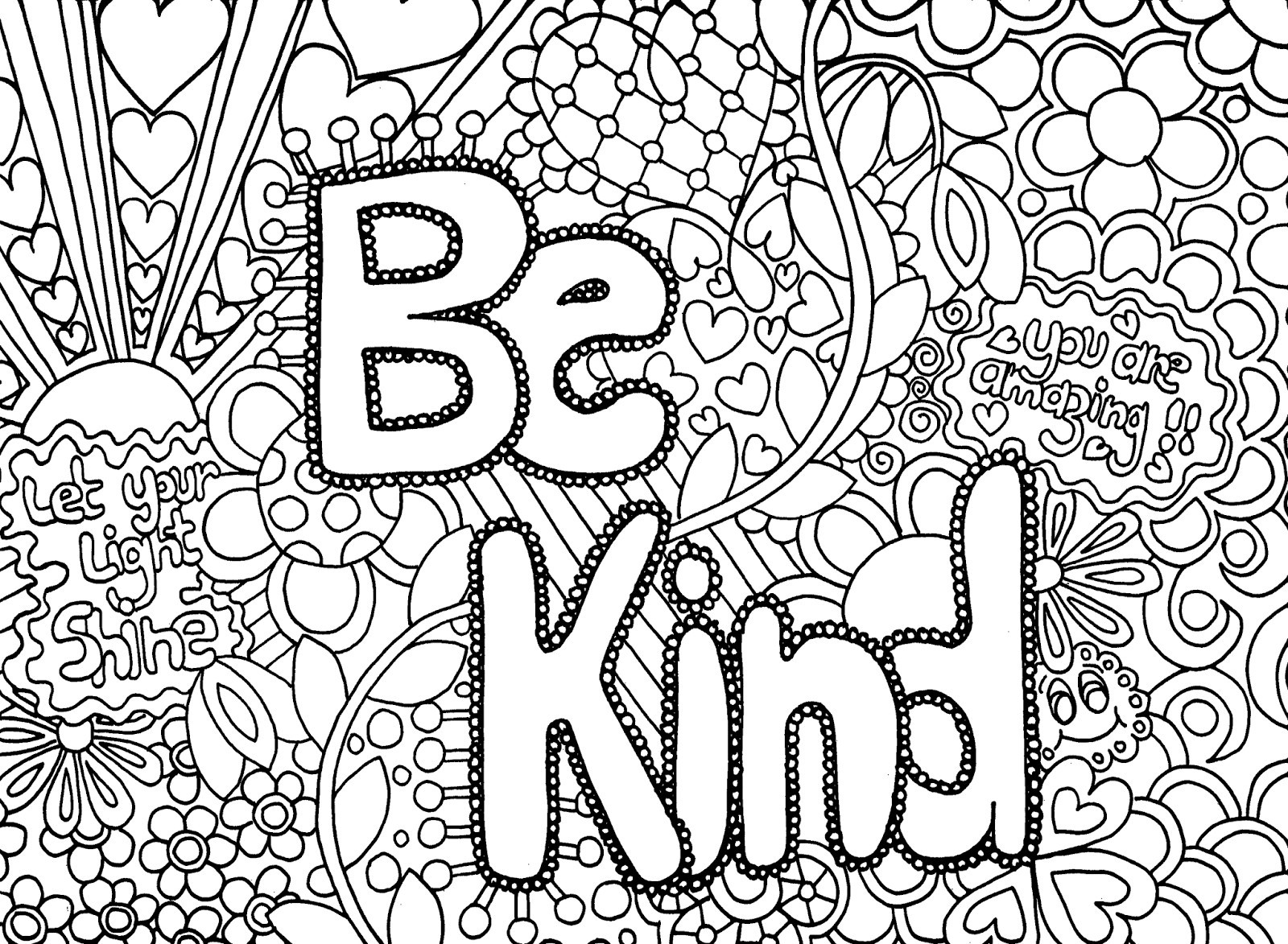 Christmas Coloring Pages Hard With Awesome Of For Older Kids Image Printable