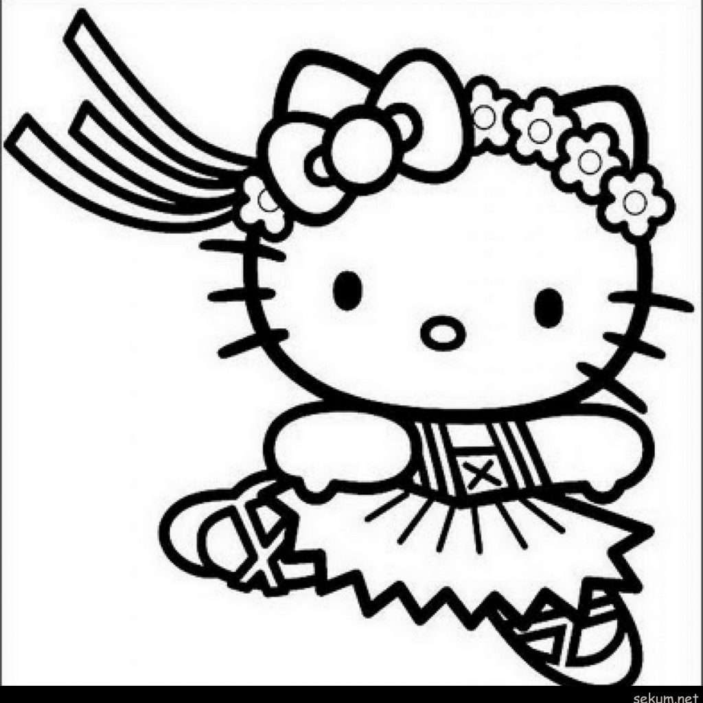 Christmas Coloring Pages Hello Kitty With Google Best Of