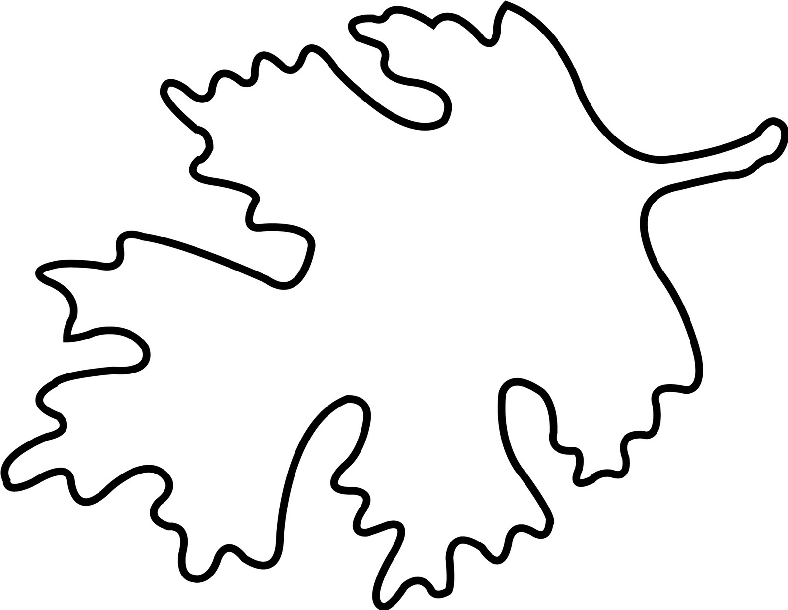 Christmas Coloring Pages Holly Leaves With Obsession Leaf Template To Cut Out Impressive Templates Popular