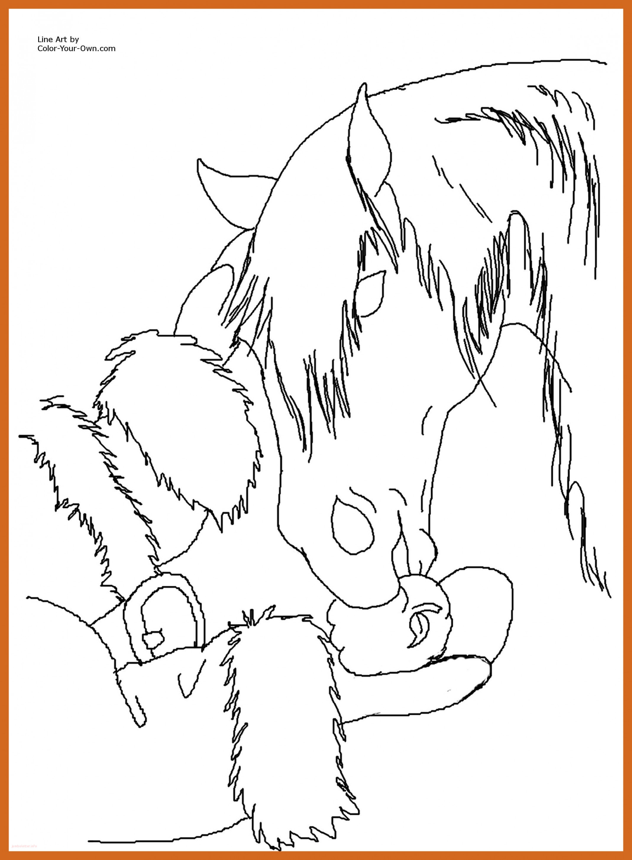 Christmas Coloring Pages Horse With 1000 Free Printable 2018