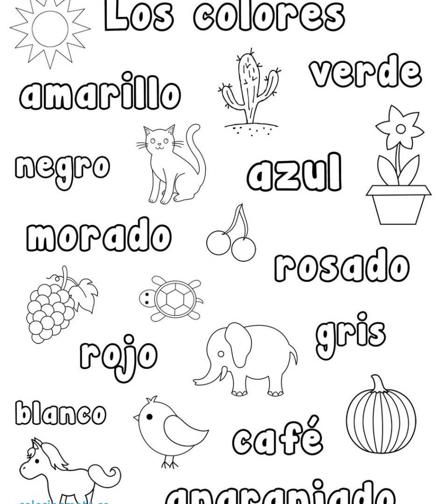 Christmas Coloring Pages In Spanish With Destiny Spain Coloringages Numbers