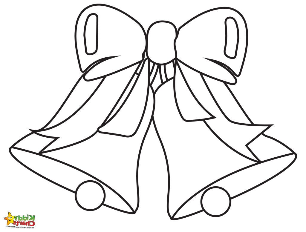 Christmas Coloring Pages Jingle Bells With For Children