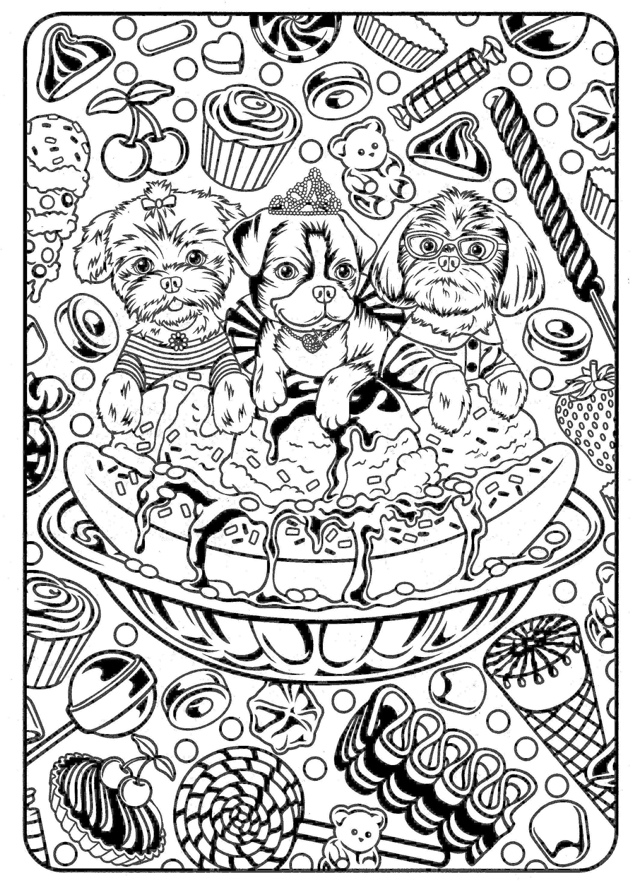 Christmas Coloring Pages Mandala With Printable