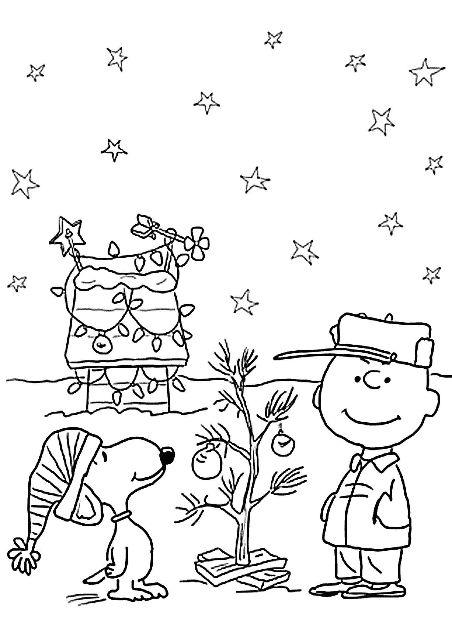 Christmas Coloring Pages Math With Worksheets Best