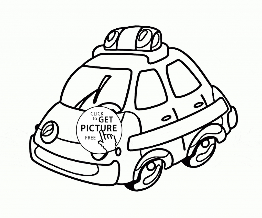 Christmas Coloring Pages Momjunction With Cars Inspiration