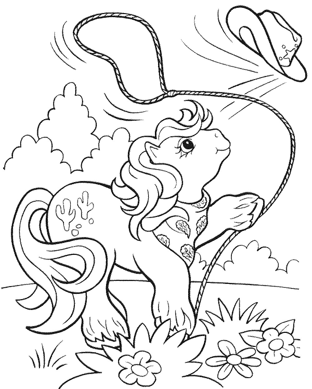 Christmas Coloring Pages My Little Pony With Page Nazly Me
