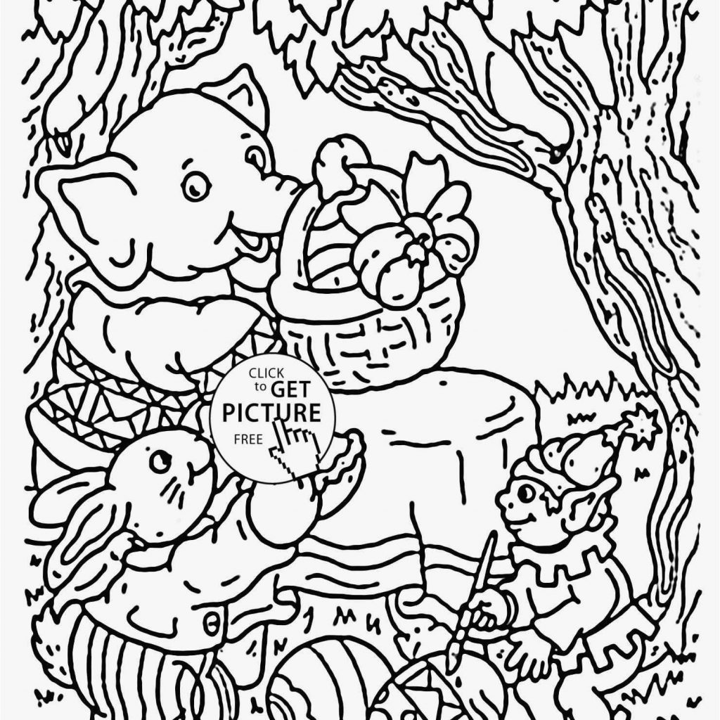 Christmas Coloring Pages No Download With Free Printing Best Picture