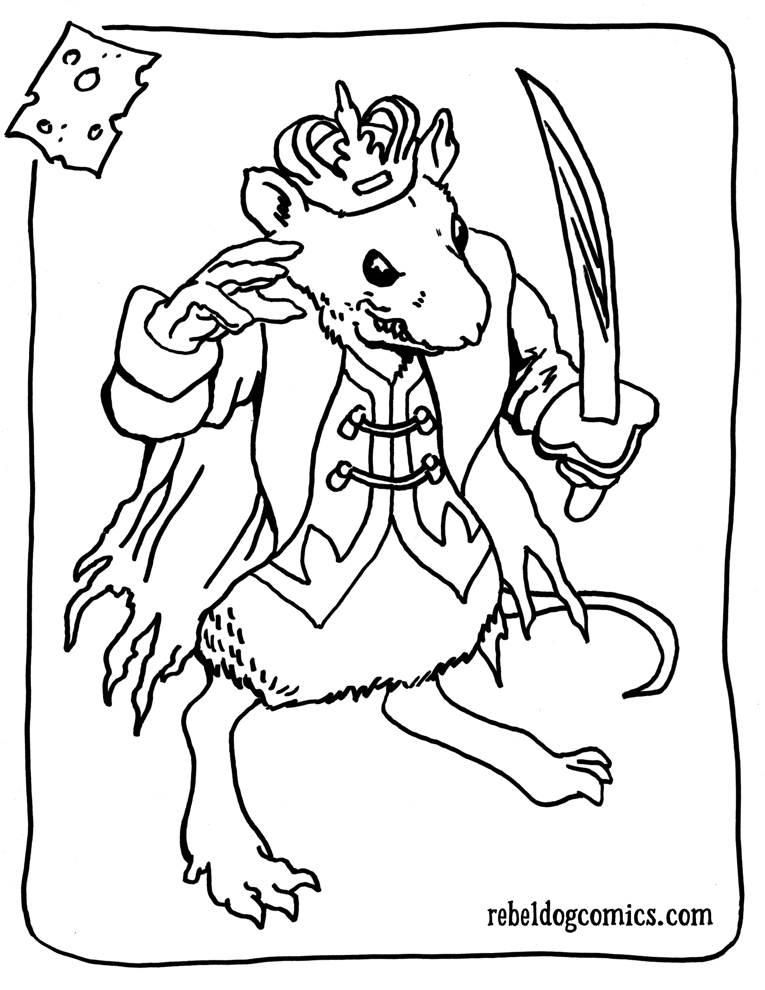 Christmas Coloring Pages Nutcracker With The