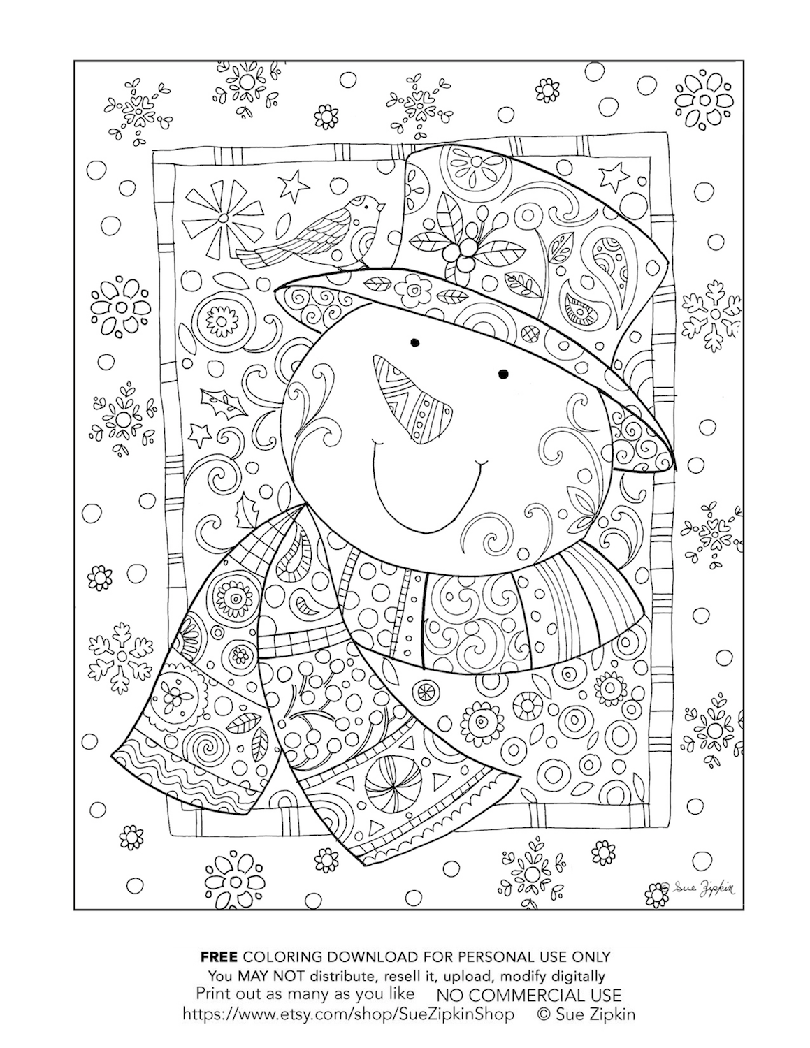 Christmas Coloring Pages On Pinterest With ADULT COLOR SHEETS