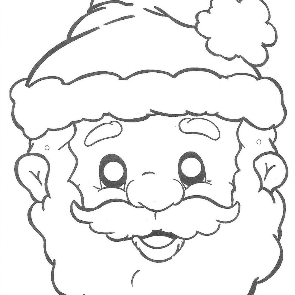 Christmas Coloring Pages Online With 1