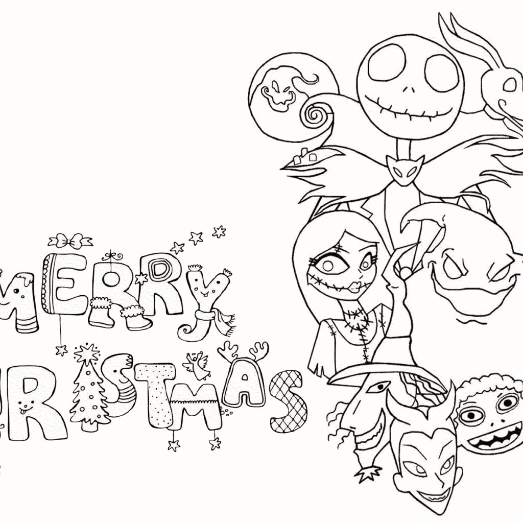 Christmas Coloring Pages Oriental Trading With Free Color Page 2