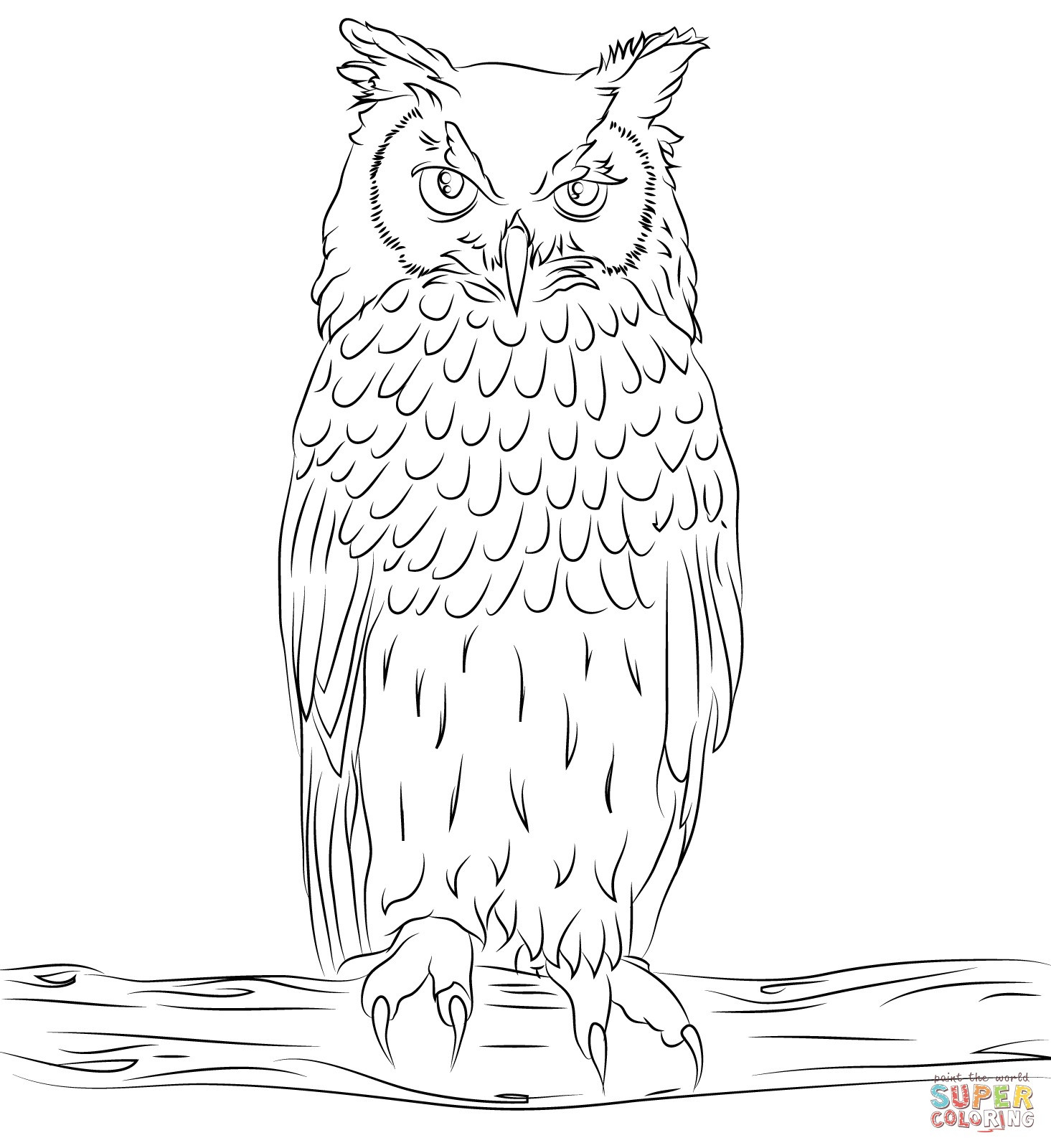 Christmas Coloring Pages Owls With Owl Best Of Cute