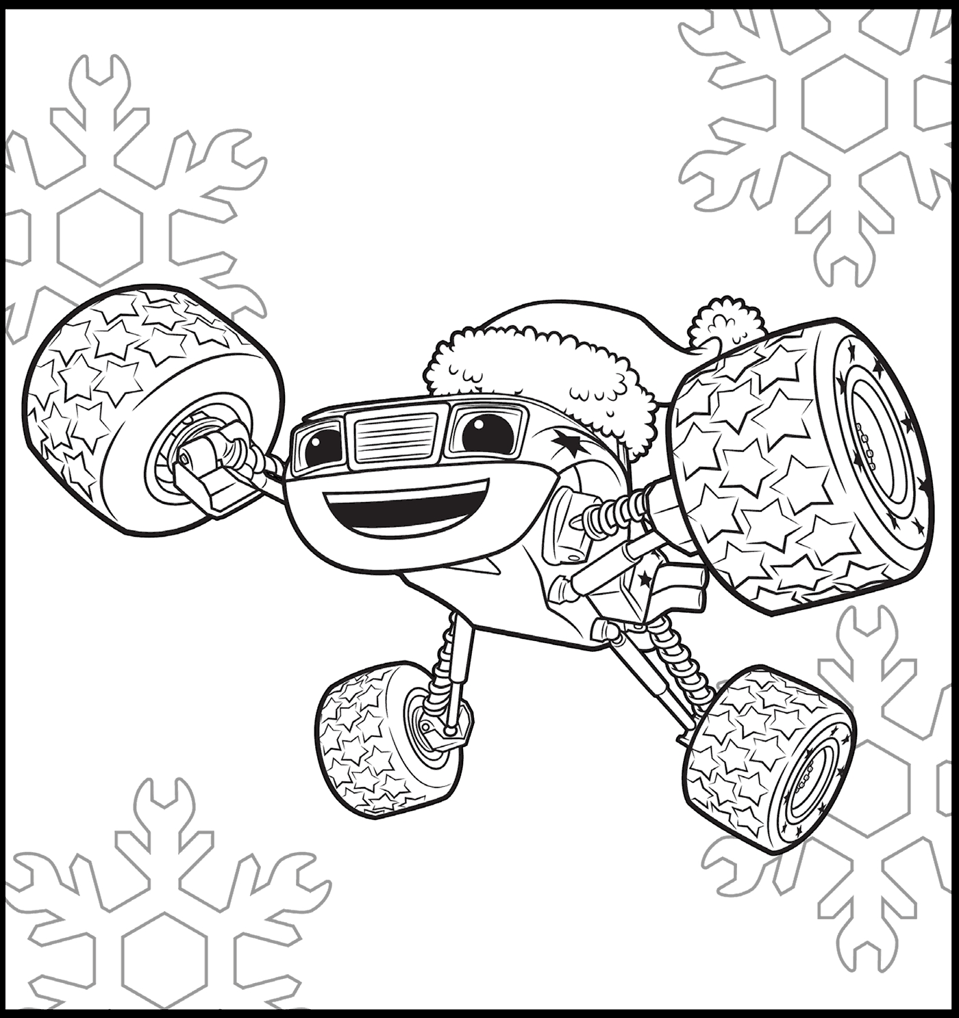 Christmas Coloring Pages Paw Patrol With Download Free Books