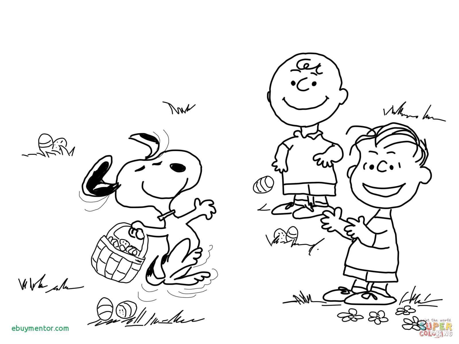 Christmas Coloring Pages Peanuts With Peanut