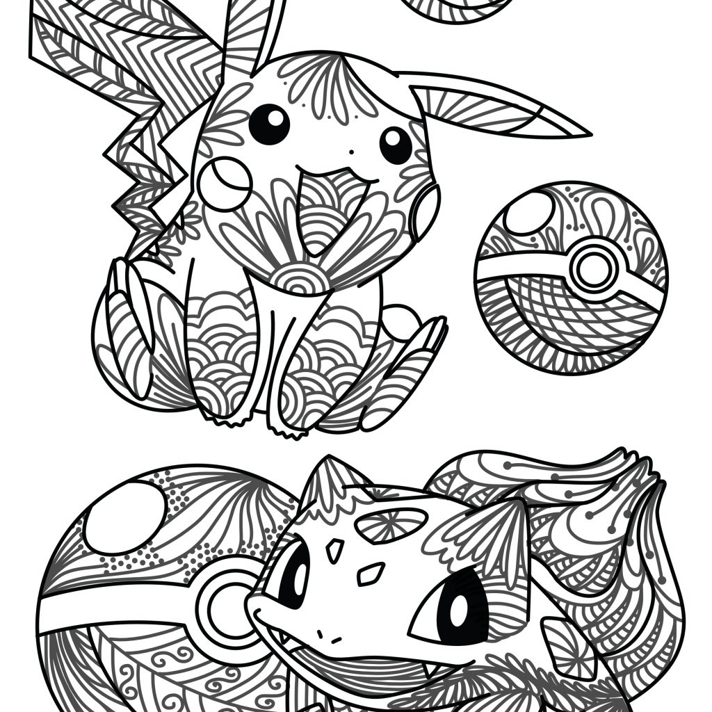 Christmas Coloring Pages Pinterest With Modern Pokemon Decoration Ideas Newyork Rp