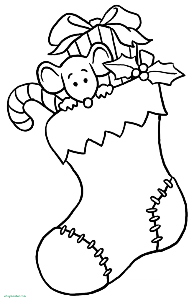 Christmas Coloring Pages Pre K With For Preschoolers Printable Free