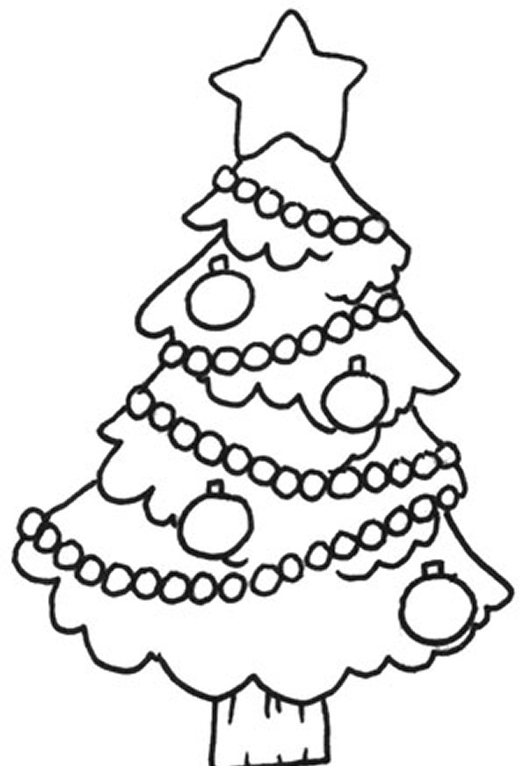 Christmas Coloring Pages Prek With Easy Sheets