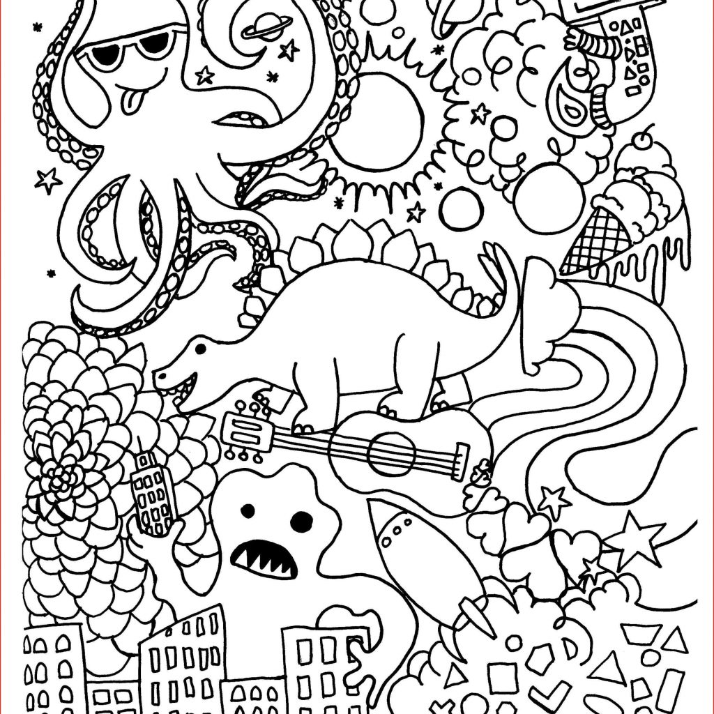 Christmas Coloring Pages Prek With Pictures To Color Online 33088 24 Preschool