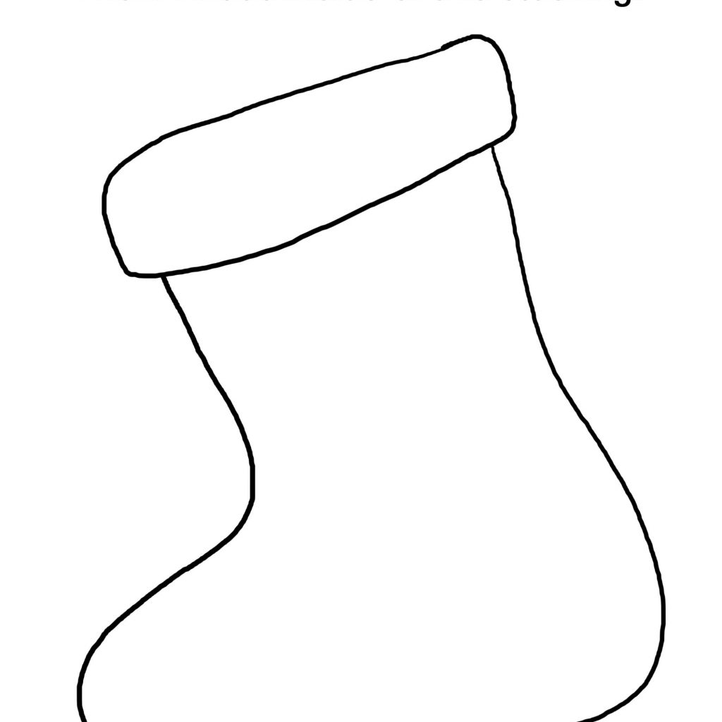 Christmas Coloring Pages Preschool With For Page Books Make