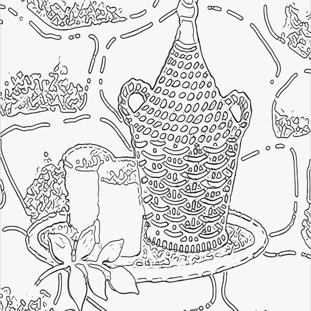 Christmas Coloring Pages Preschool With For Preschoolers Fresh