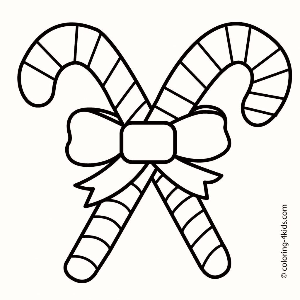 Christmas Coloring Pages Print With For Kids To Free