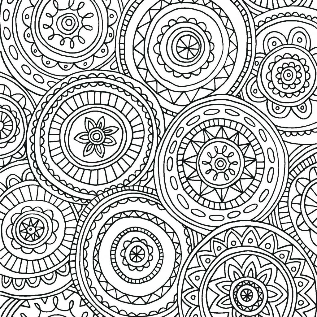Christmas Coloring Pages Printable For Adults With Collection Of Free