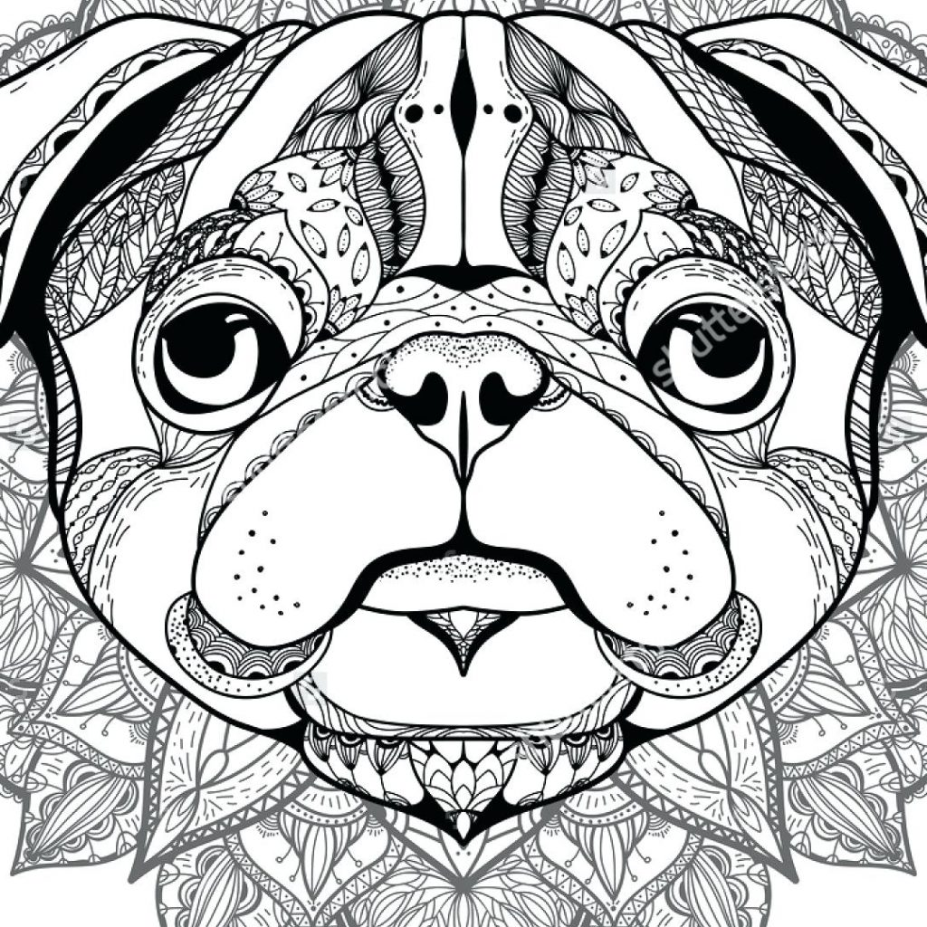 christmas-coloring-pages-puppy-with-cute-free-library