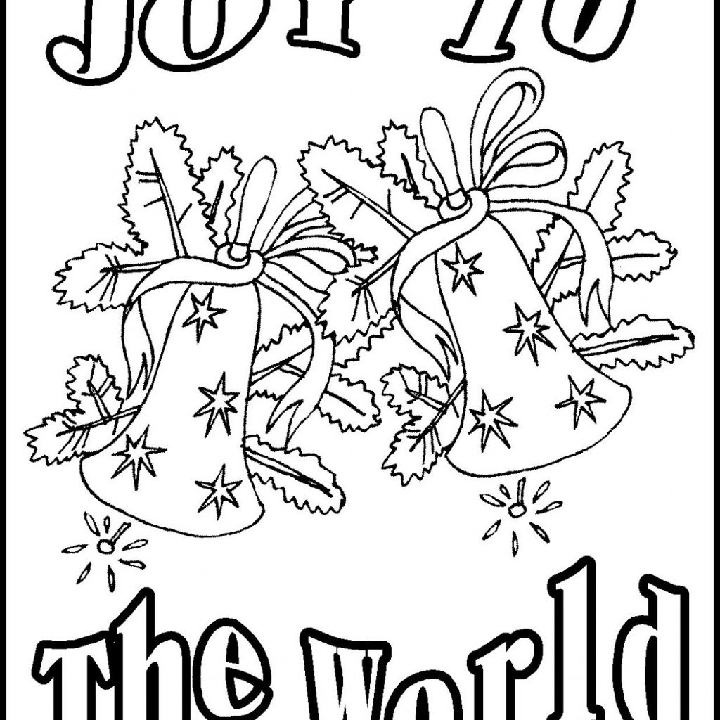 Christmas Coloring Pages Religious Printable With Gamz Me