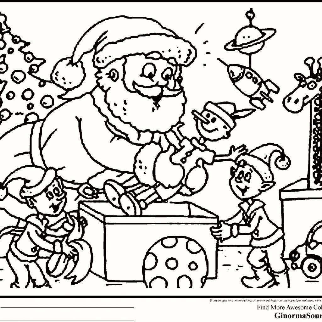 Christmas Coloring Pages Scooby Doo With Free Printable
