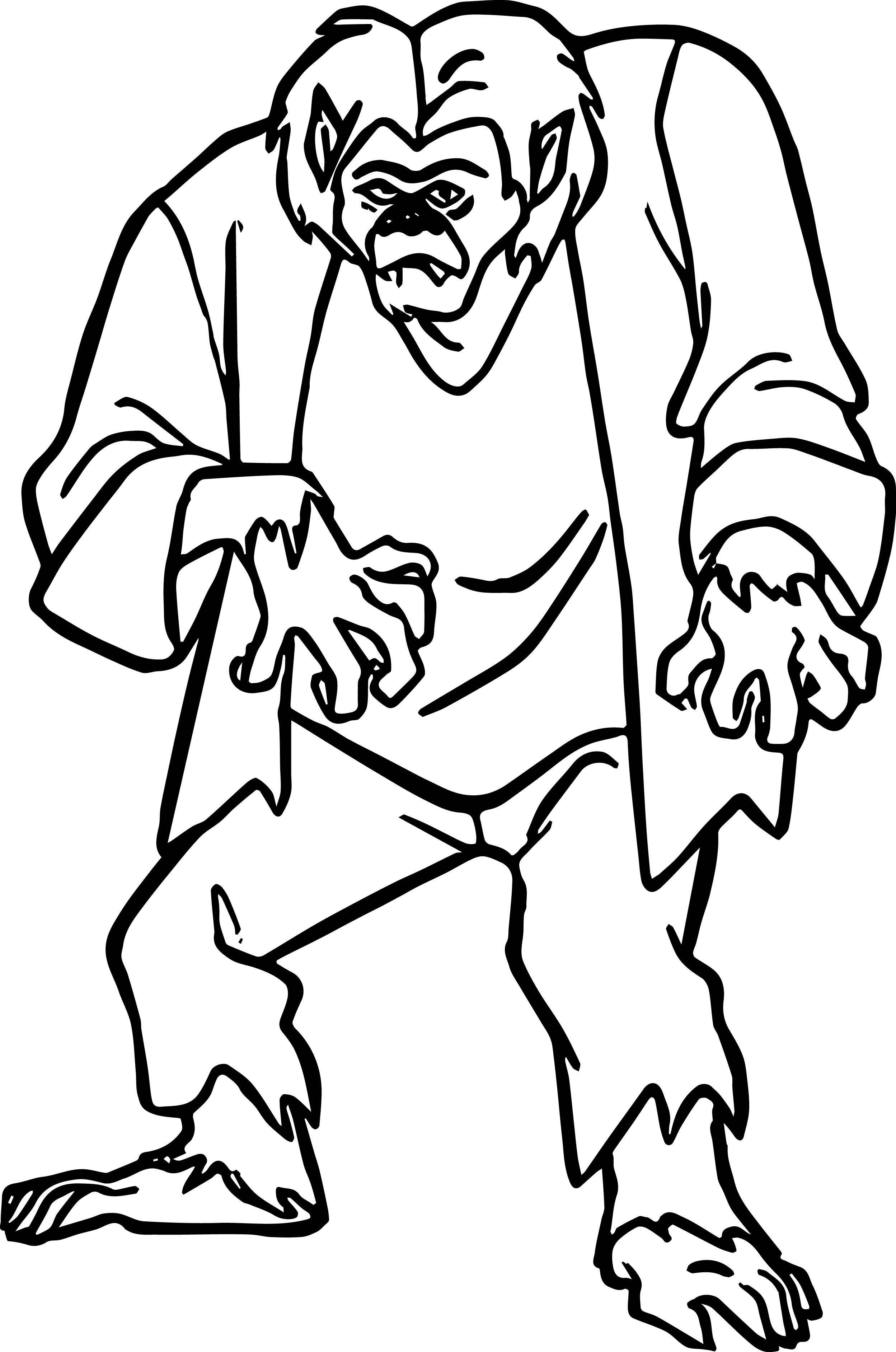 Christmas Coloring Pages Scooby Doo With Nice Creature Page Wecoloringpage Pinterest