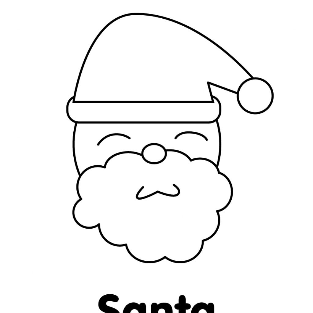 Christmas Coloring Pages Simple With What Do You Want For Super