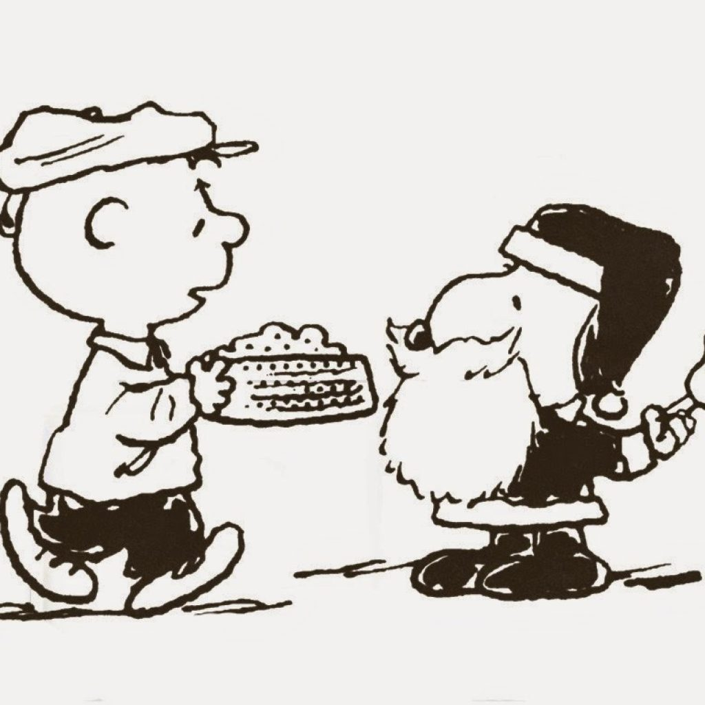 christmas-coloring-pages-snoopy-with-charlie-brown-and-clip-art