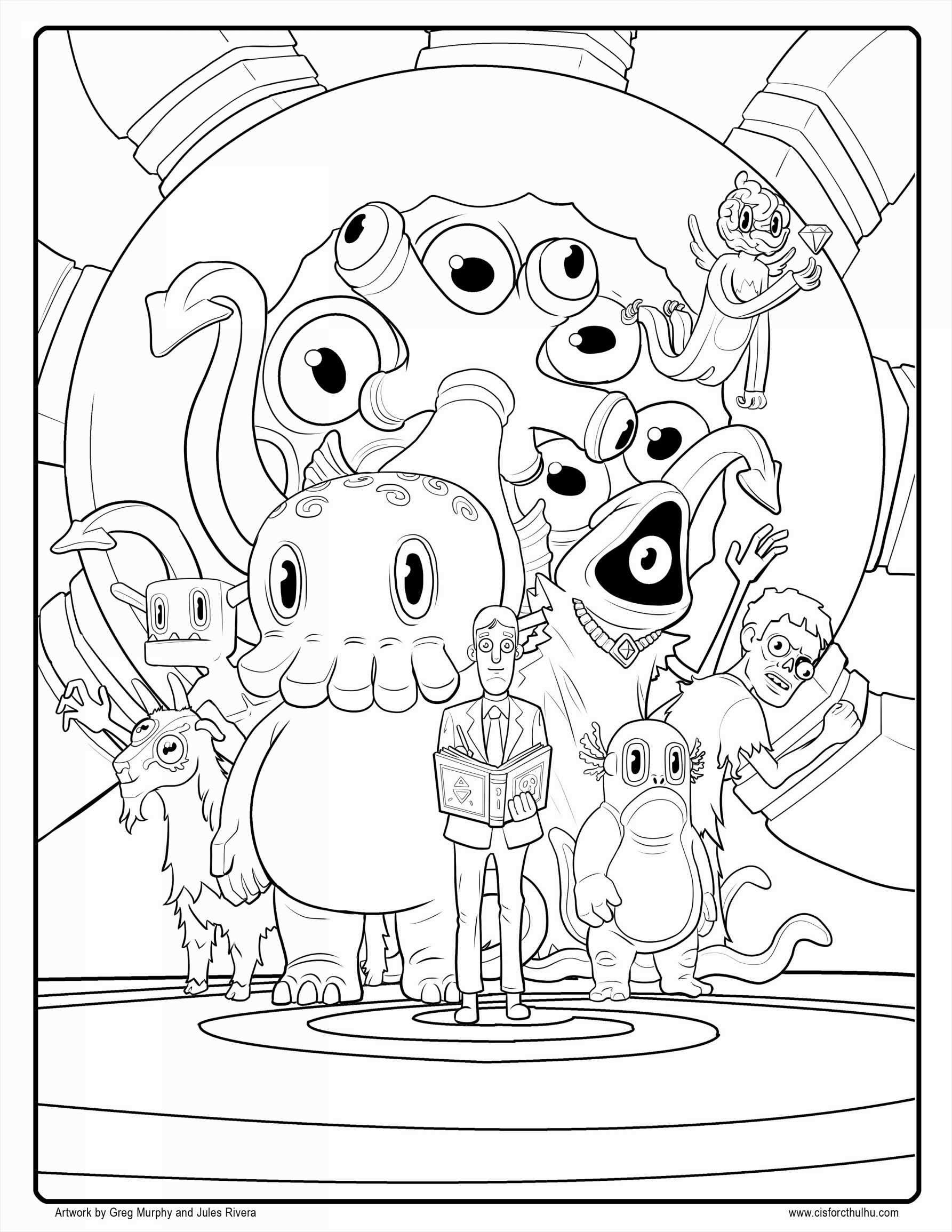 Christmas Coloring Pages Spongebob With Squarepants Pagesaustralia