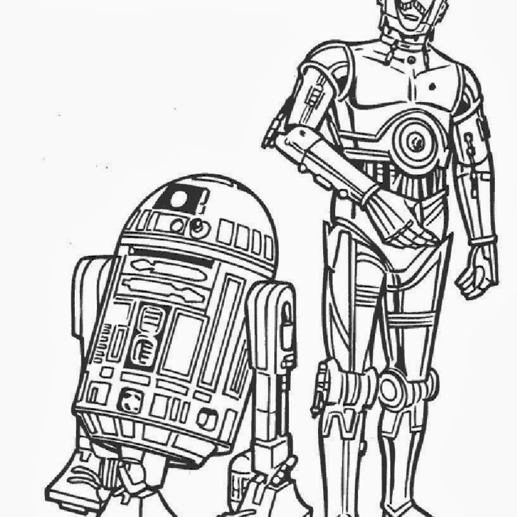 Christmas Coloring Pages Star Wars With Printable Pinterest