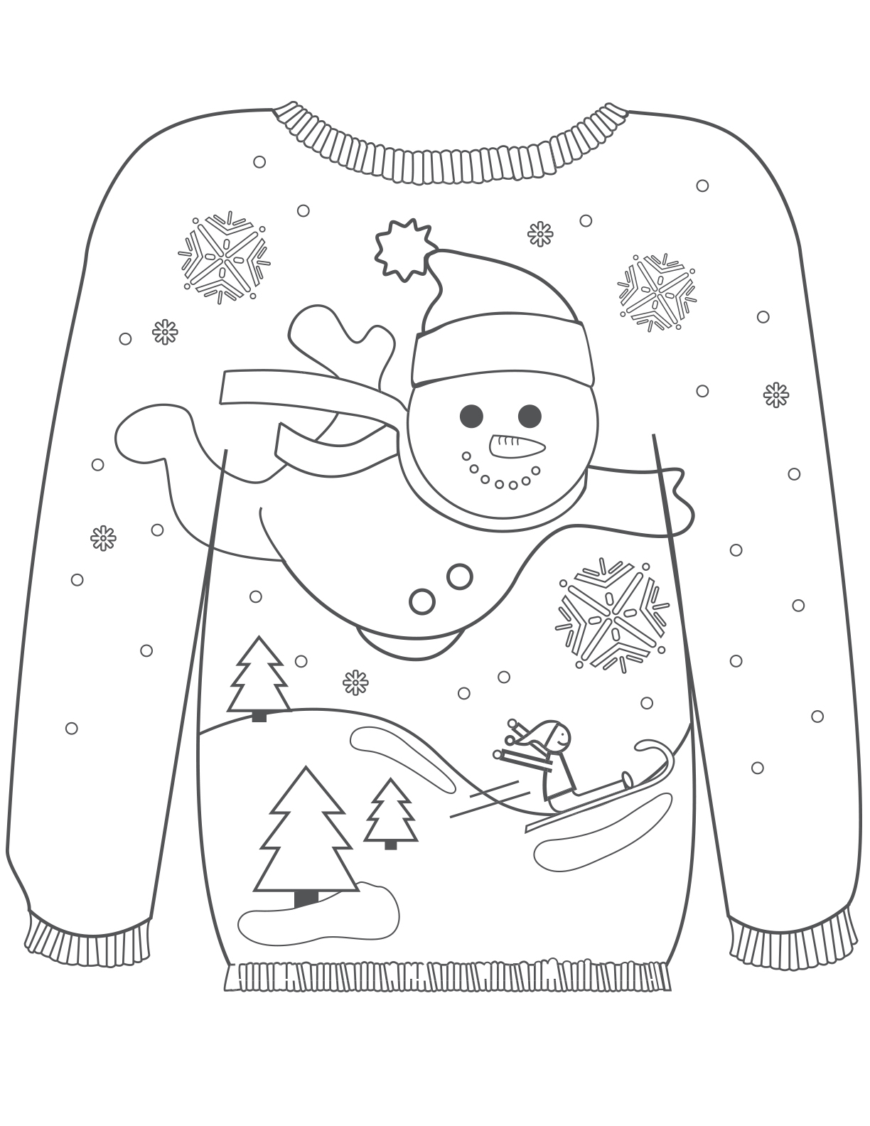 Christmas Coloring Pages That You Can Color With Sheets Ragstock