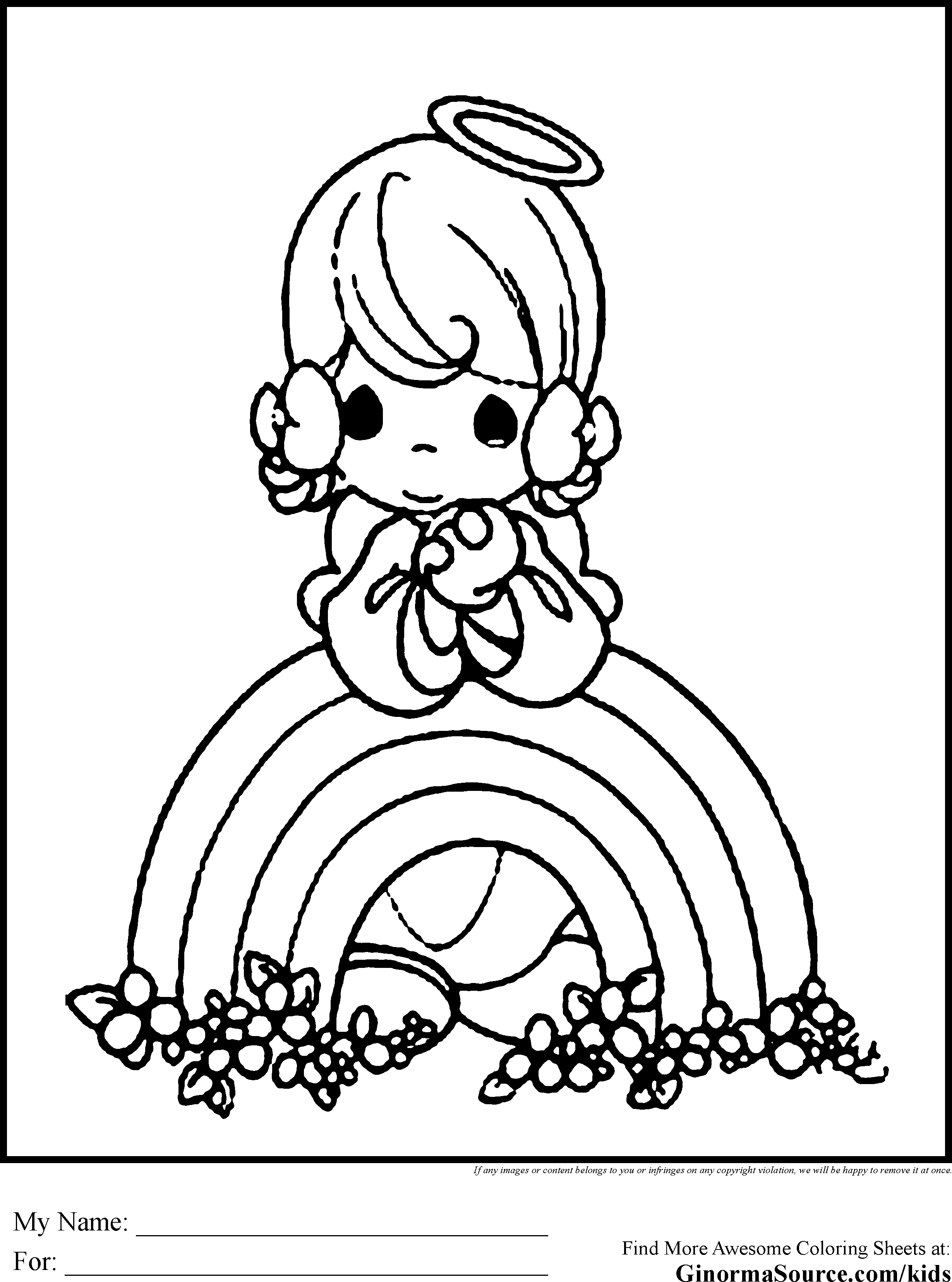 Christmas Coloring Pages That You Can Print With Unlimited Pictures And Color