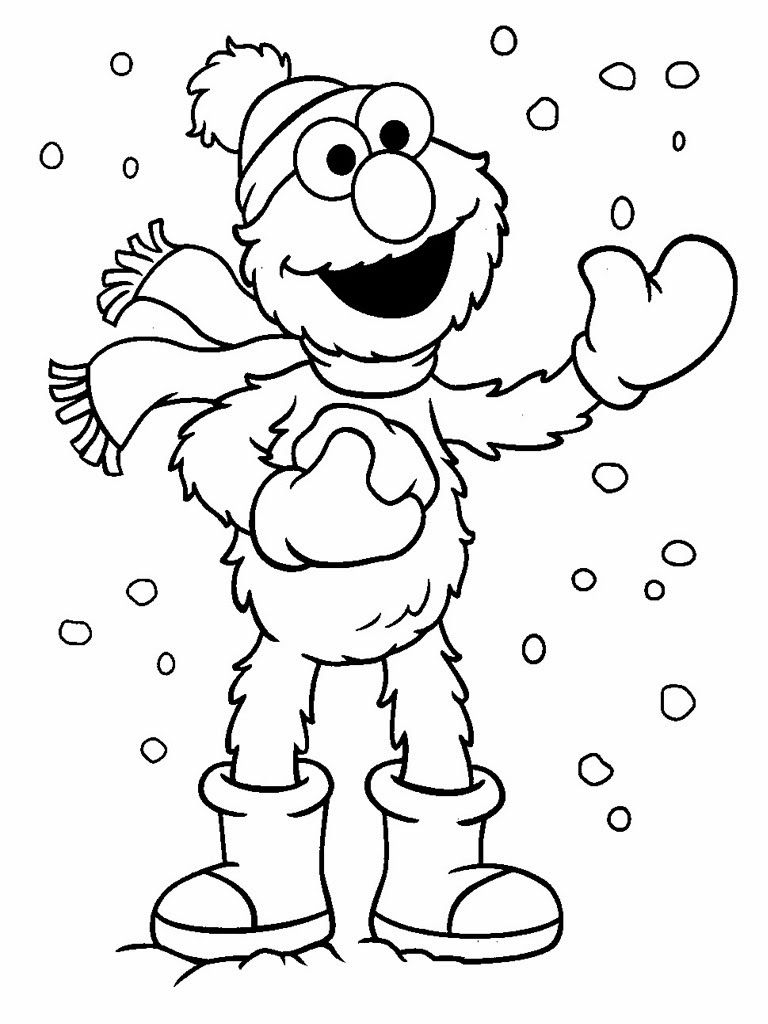 Christmas Coloring Pages To Print Free With Printable Download Sheets