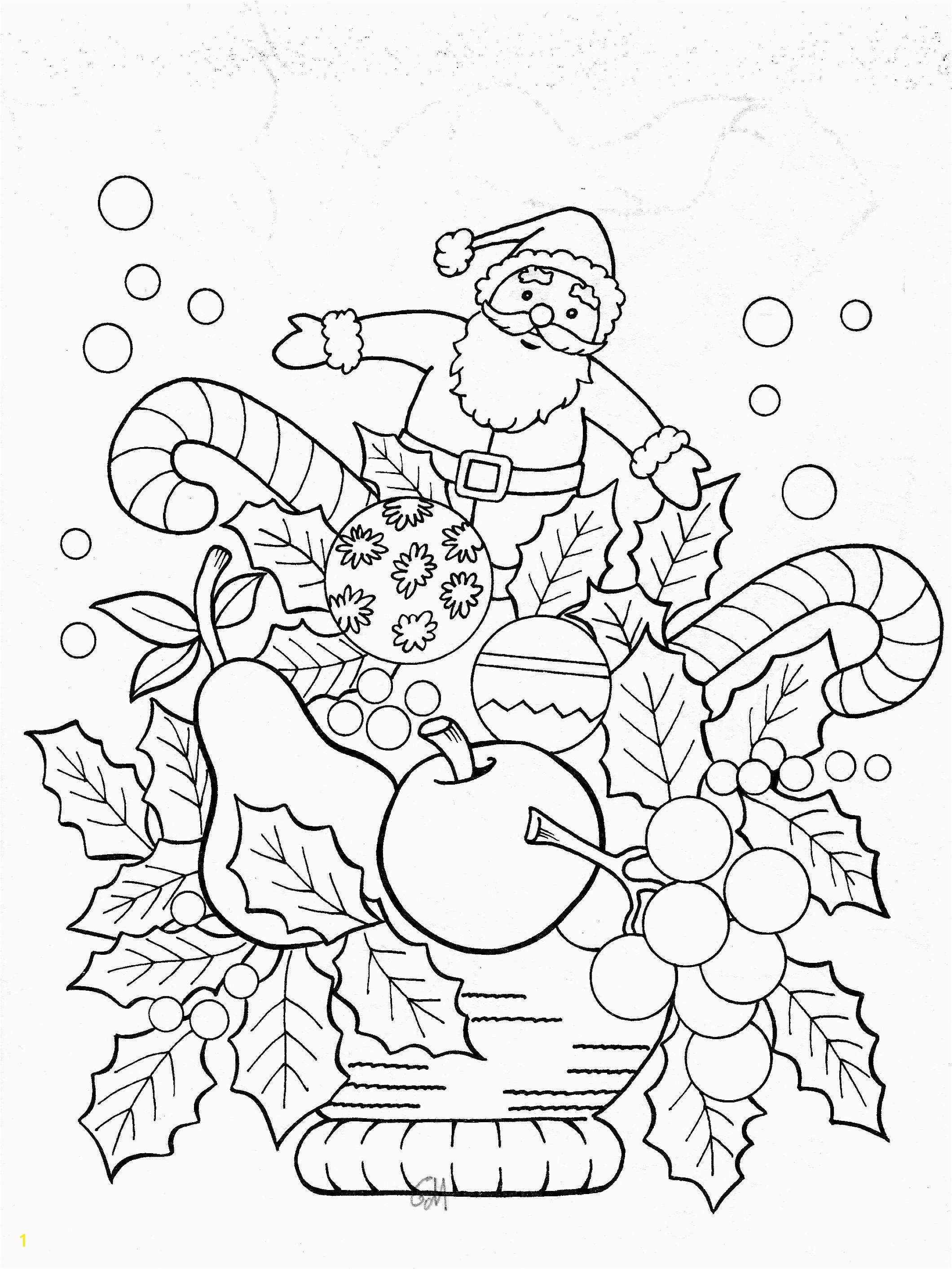 Christmas Coloring Pages To Print With Disney Printable 36 Color