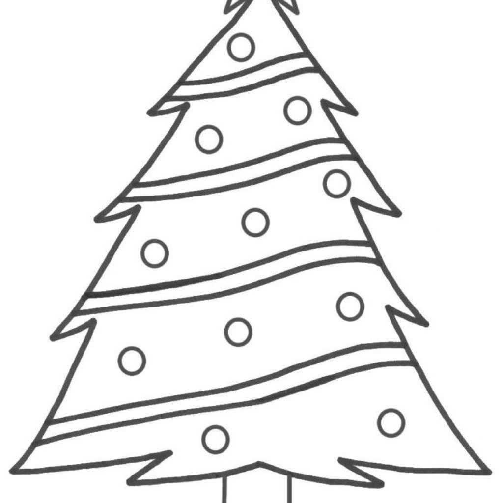 Christmas Coloring Pages Tree With Pin By Julia On Colorings Pinterest